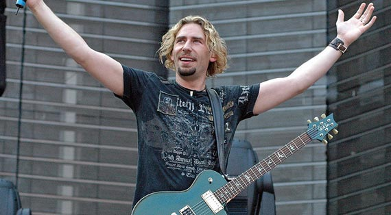 "Nickelback to Ride the ""Dark Horse"" Off to Early Next Year"