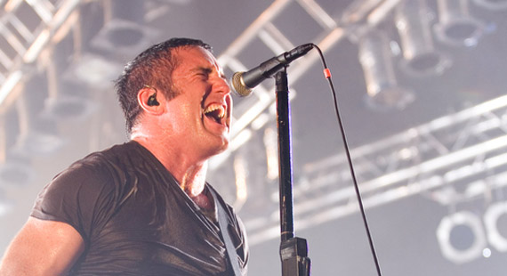 Trent Reznor's How to Destroy an Angel Books April Concert Tour