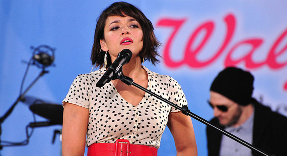 Norah Jones Charts More North American Tour Dates