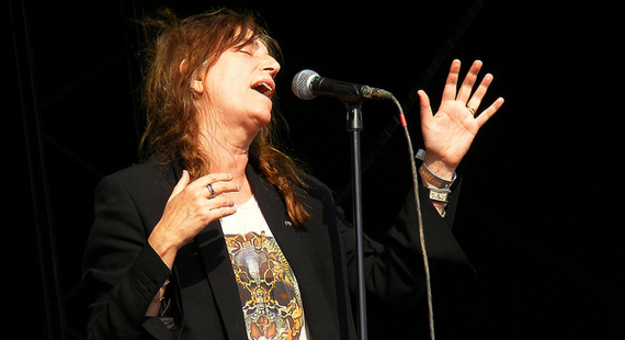 Patti Smith Releases First Album in Eight Years June 5