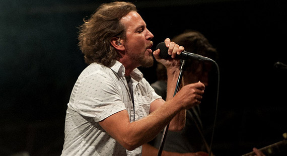 Pearl Jam Prepares for Summer Arena Concert Dates