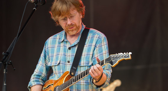 Phish Lines Up New Year's Dates