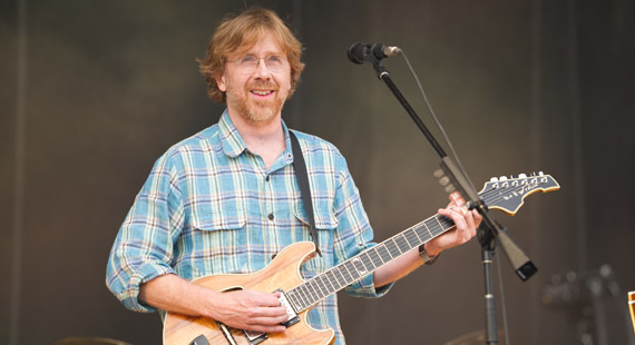 Phish Rocks Madison Square Garden in New Years Residency