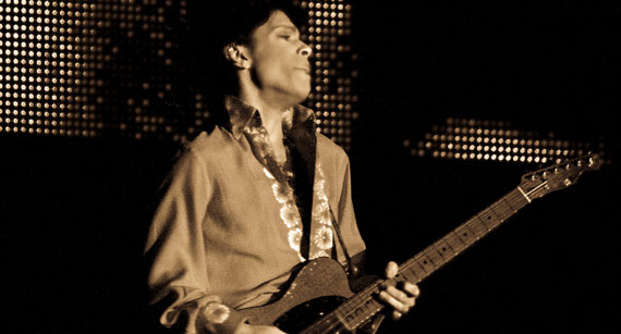 Prince Spinning Residency Dates in Chicago
