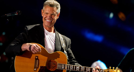 Randy Travis Tangles with the Law Again, This Time Naked