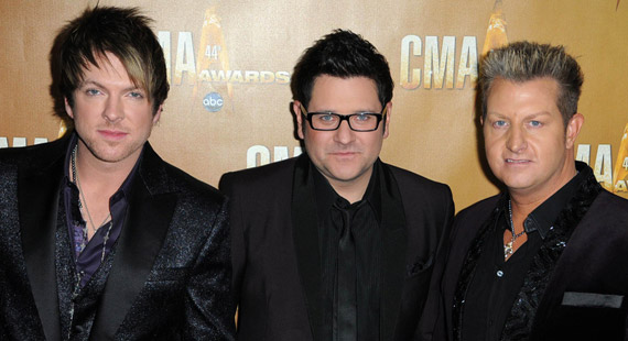 Rascal Flatts Book First Australian Tour
