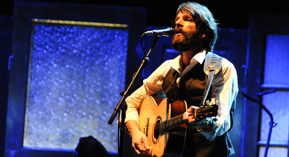 Concert Review: Ray Lamontagne at Cobb Energy Centre in Atlanta