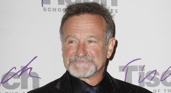 Robin Williams Takes His Comedy on Tour in January