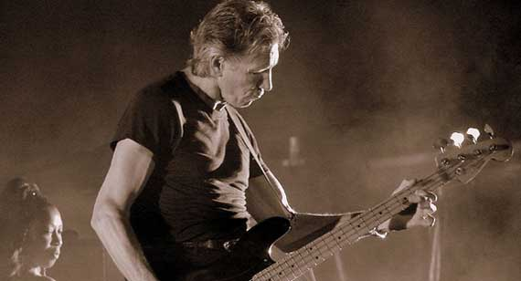 The Wall Tour Continues as Roger Waters Heads to Europe