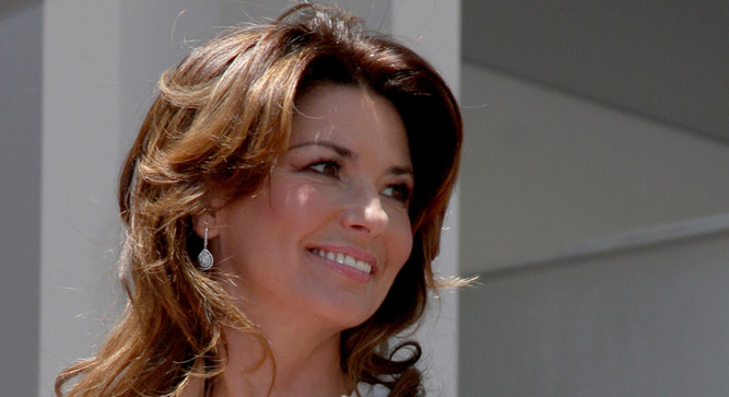 Shania Twain Becomes Latest Caesars Palace Residency Headliner