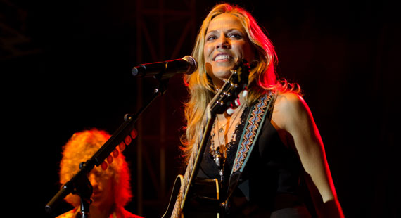Concert Review: Sheryl Crow at BamaJam Music Festival