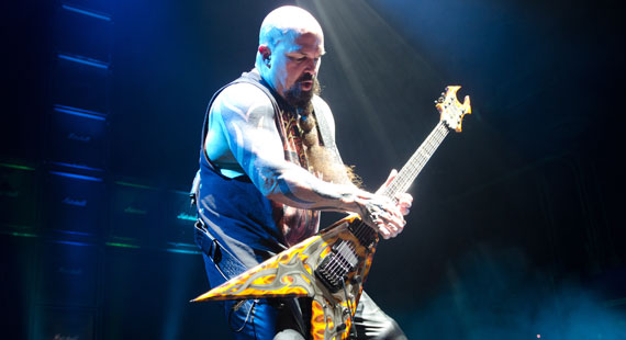 Concert Review: Slayer at Mayhem Festival in Atlanta