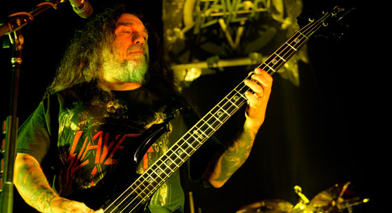 Slayer Set Fall Tour with Gojira, 4ARM