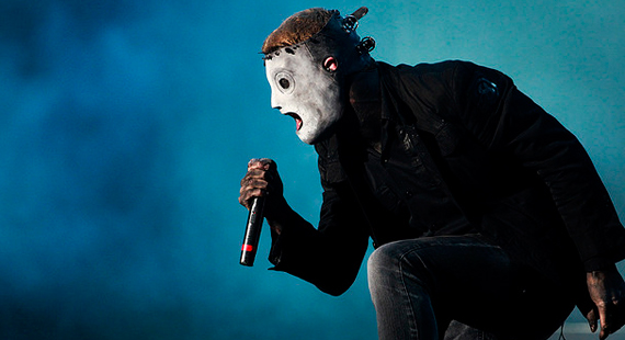 Slipknot, System of a Down, Marilyn Manson Headline at Heavy T.O Festival