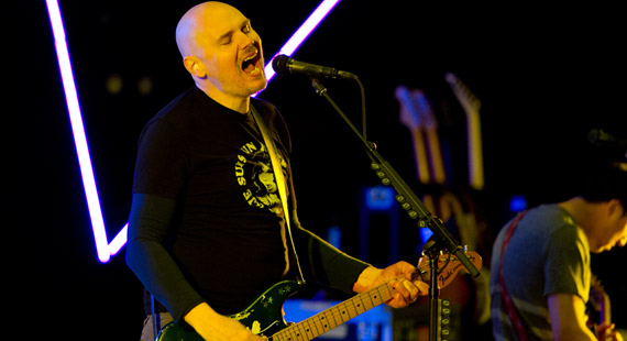 Smashing Pumpkins Concert Review at Chastain Park in Atlanta