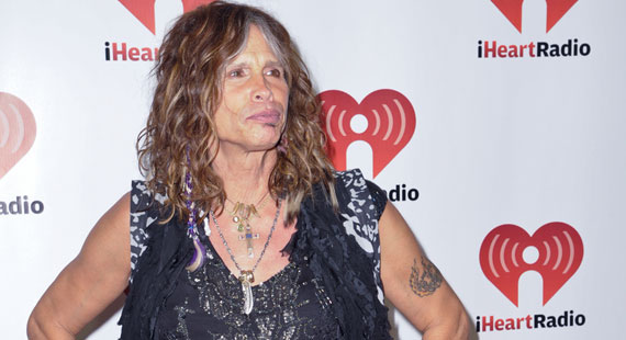 Tyler Says New Aerosmith Album Coming, Band to Perform on 'American Idol' Finale