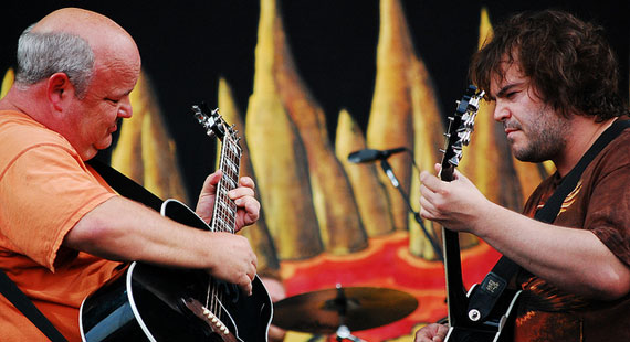 Tenacious D Go All Acoustic for East Coast Tour