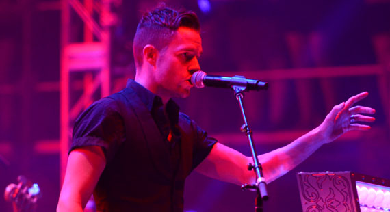The Killers, Red Hot Chili Peppers Headline Australia's Big Day Out Festival
