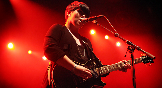 The xx Extend World Tour into 2013
