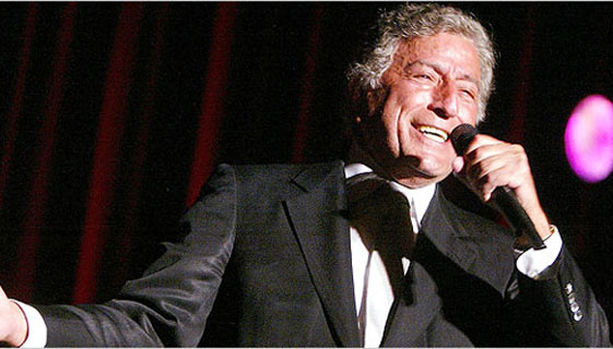 Tony Bennett Breaks Out the Classics for 2011 Tour