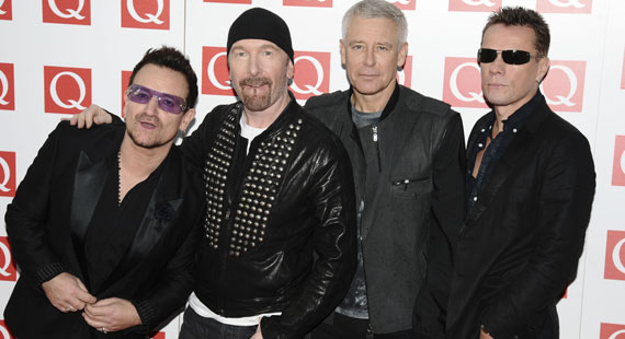 U2 Set to Outgross Rolling Stones Record Tour