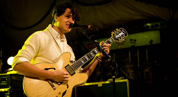 Vampire Weekend's Afro-Pop Influence