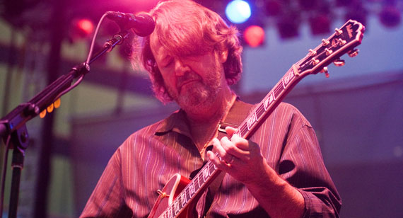 Widespread Panic's Variety of Influences