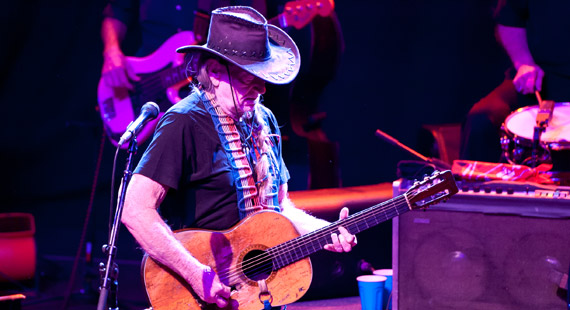 Willie Nelson, Band of Horses Head Out on Railroad Revival Tour