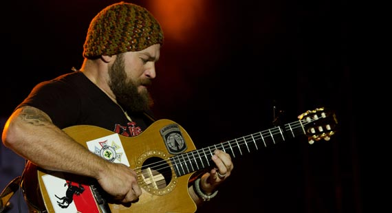Zac Brown Band Brings Sweet Southern Twang to West Coast
