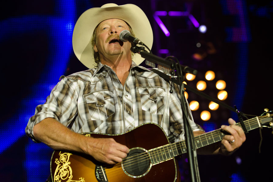 Alan Jackson at BamaJam Festival