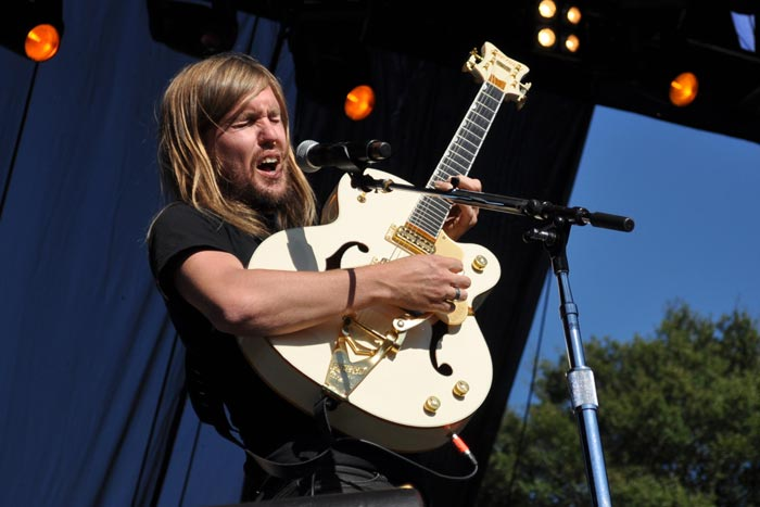 Band of Skulls at Music Midtown