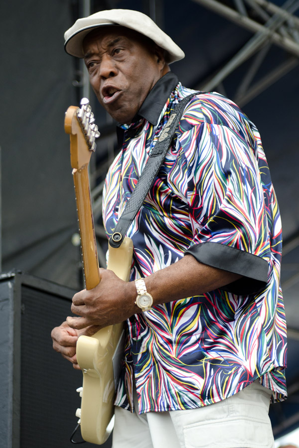 Buddy Guy at Beale Street Music Festival