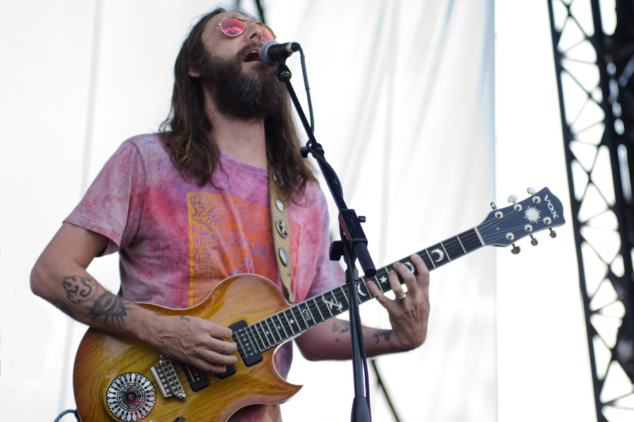 Chris Robinson Brotherhood at Beale Street Music Festival
