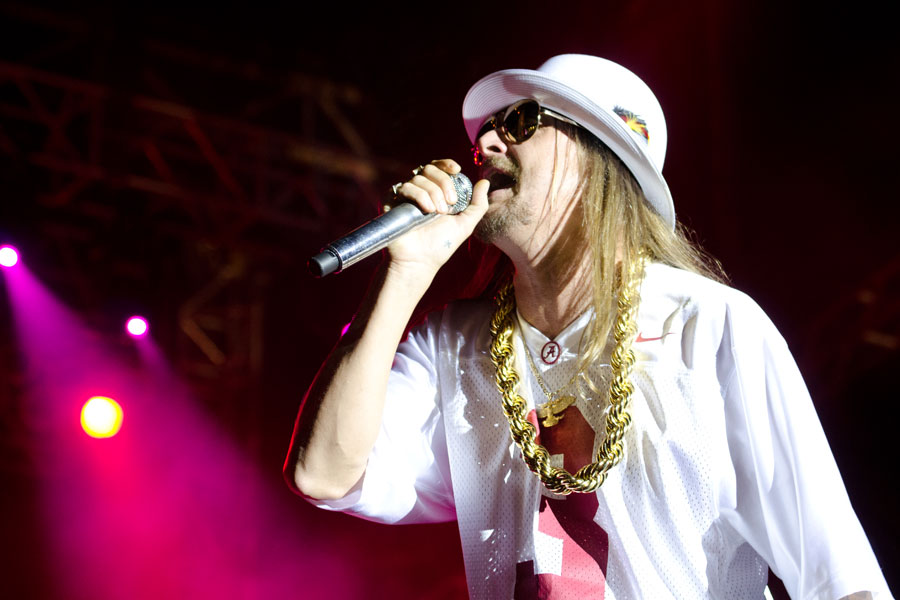 Kid Rock at BamaJam Festival