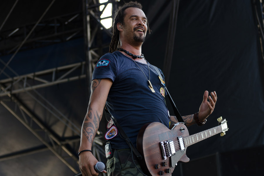 Michael Franti & Spearhead at Beale Street Festival