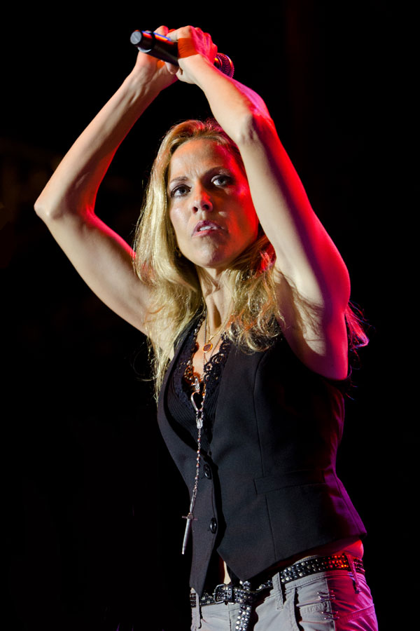 Sheryl Crow at BamaJam Festival