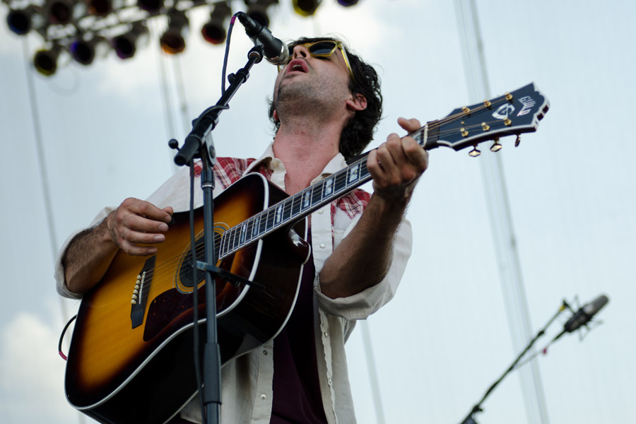 The Head and the Heart at Beale Street Music Festival