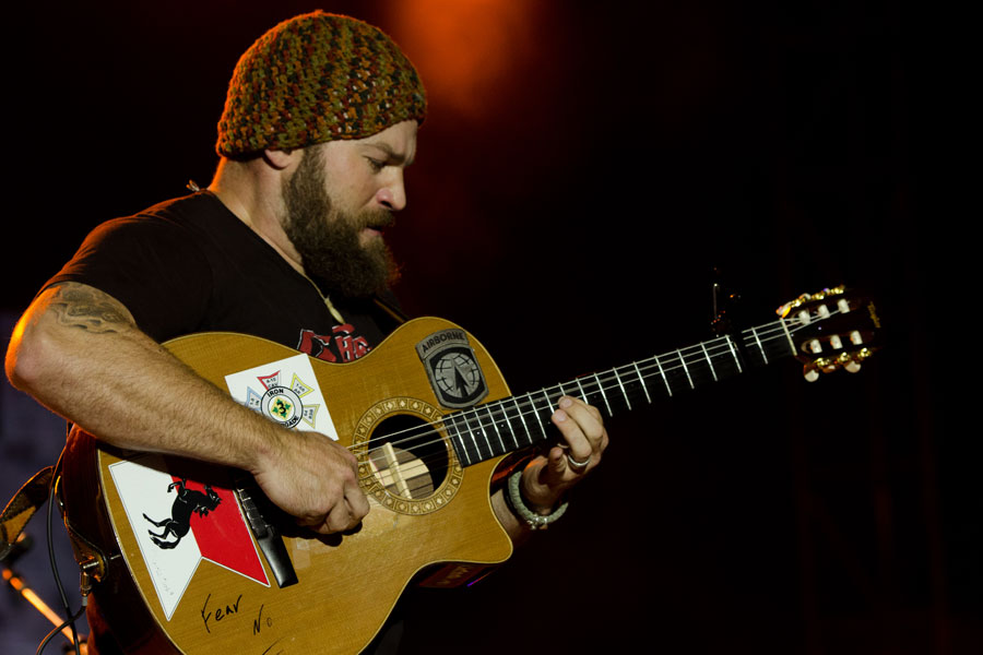 Zac Brown Band at BamaJam Festival