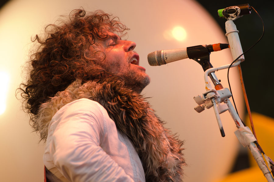 Flaming Lips at Firefly Music Festival