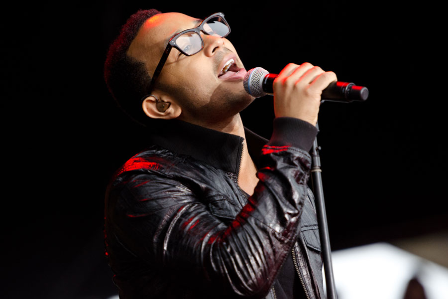 John Legend at Firefly Music Festival