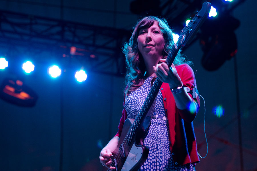 Silversun Pickups at Firefly Music Festival